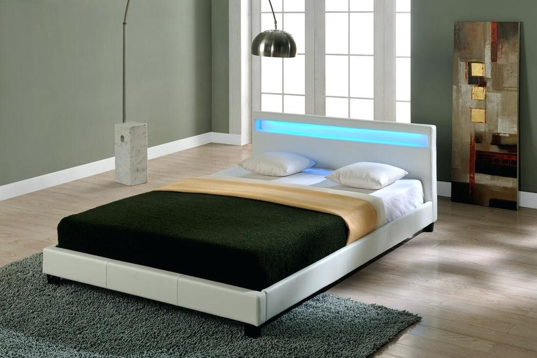 50 Inspirant Bett 1 40 La Photographie In 2020 Modern Bed Leather Bedroom Bed