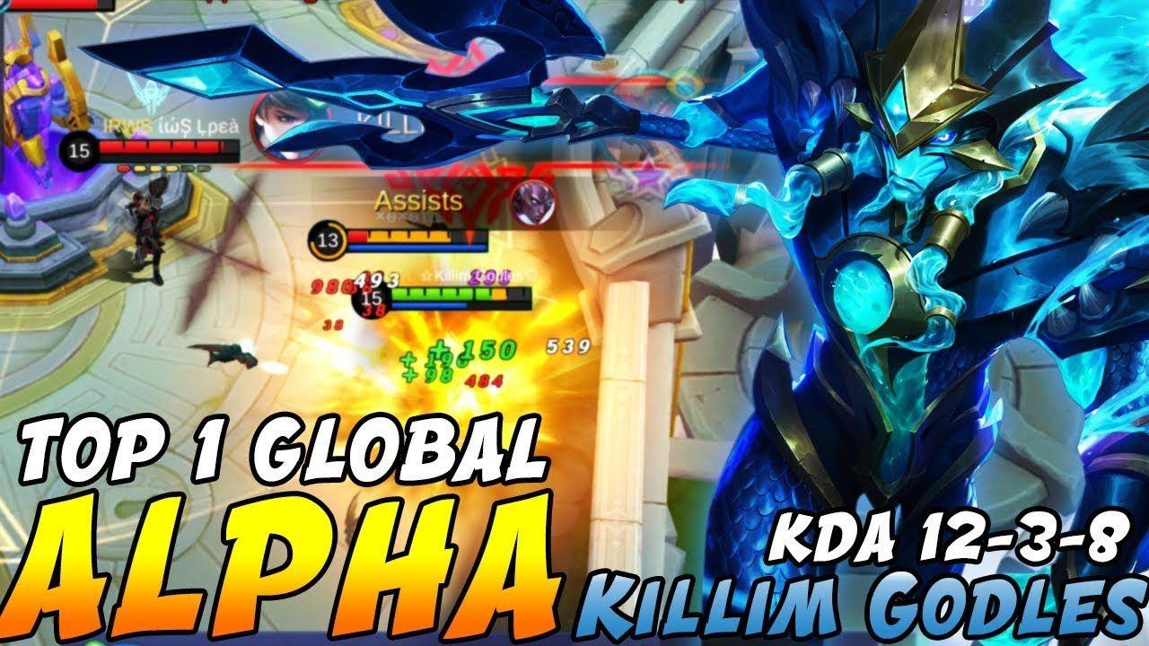 Pin Di Alpha Mobile Legends