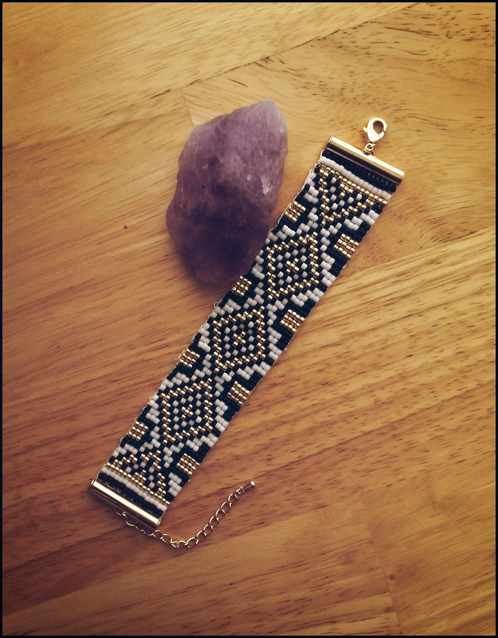 Very First loom bracelet  ever made.