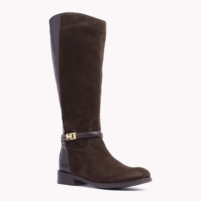 Tommy Hilfiger Hamilton Boot - coffee bean (Black) - Tommy Hilfiger Boots - main image