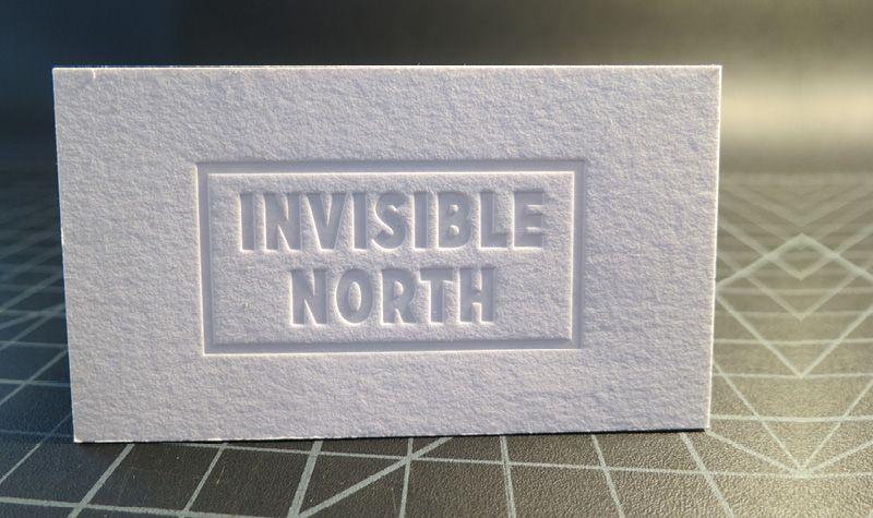 Geprägte Visitenkarten Designs Mit Prägung Visitenkarten