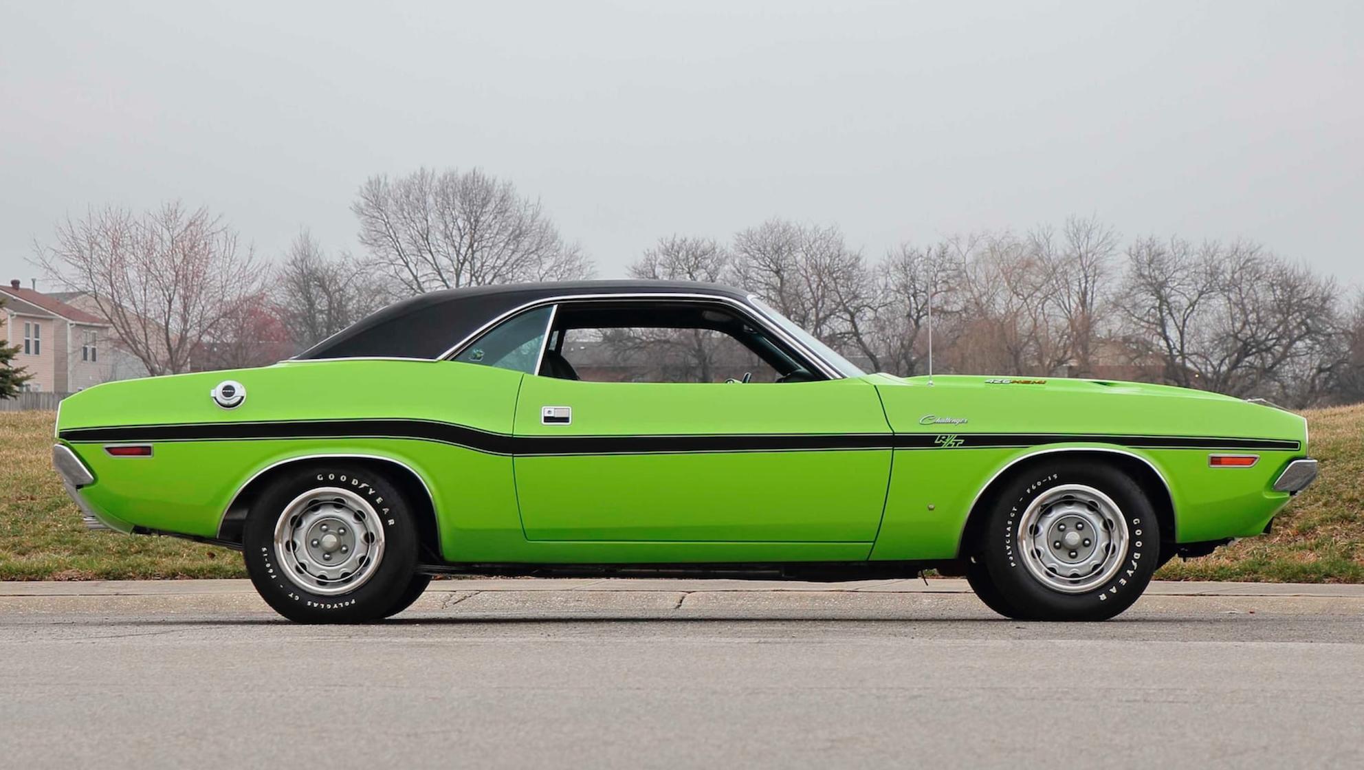 1970 Dodge Challenger R T Hemi Dodge Hemi Hemi Challenger