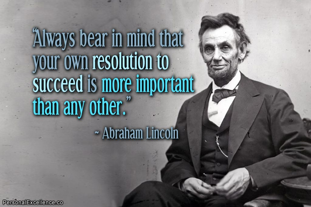 101 Most Inspiring Quotes of All Time, Volume 1 Lincoln