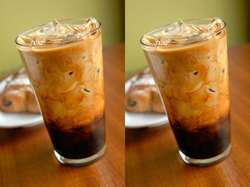Iced Coffee Mocha chocolate, Chocolate, Mocha