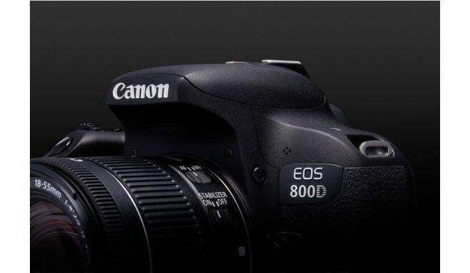 Pin En Canon Eos 800d Ef S 18 55mm Is Stm Ii