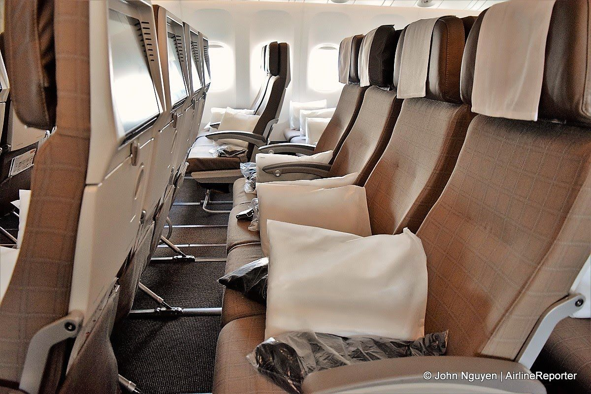 Touring Swiss's New Flagship Boeing 777300ER Airline