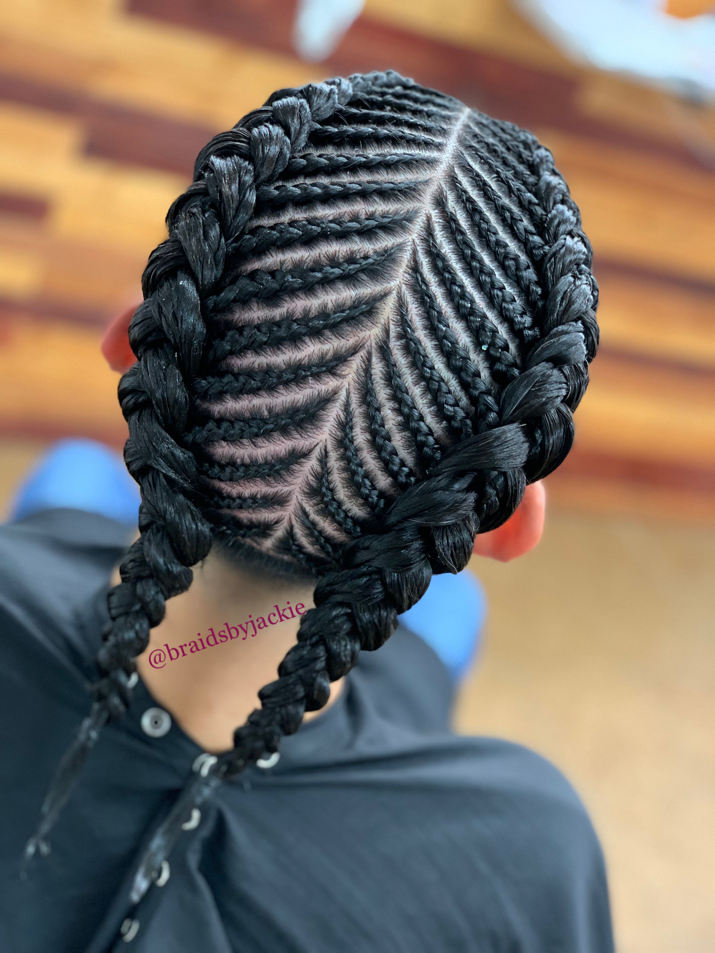 Pin On Braids N Styles