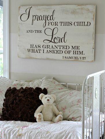 Nursery Sign. Welcome Baby ...
