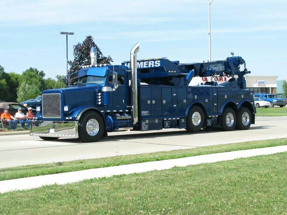 jerrdan big rig wrecker big rigs pinterest rigs tow truck and semi trucks. Black Bedroom Furniture Sets. Home Design Ideas