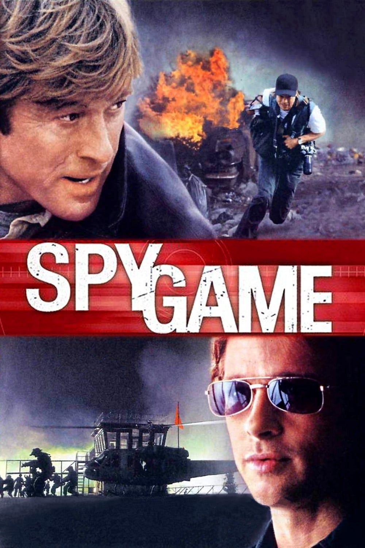 Spy Game (2001) Spy games, Brad pitt, Free movies online