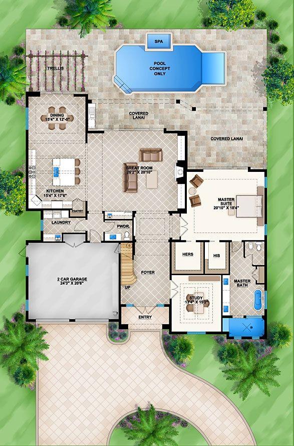 Coastal Home Plans - Grenada