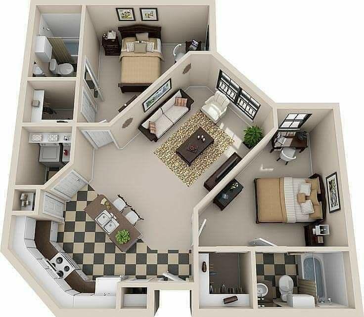 Pin By Rami Max On Plantas De Casas In 2020 Sims House Plans Sims 4 House Plans Sims 4 House Design