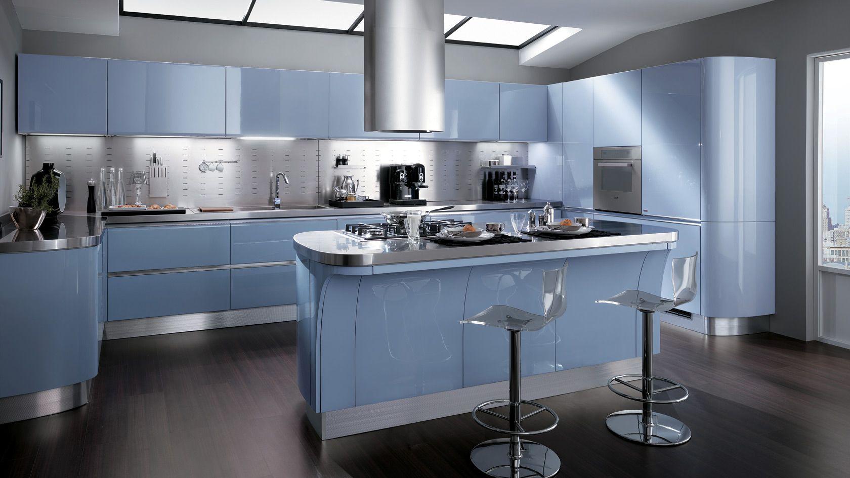 Cuisine Provencale Blanche Et Bleue cuisine moderne esprit vintage | vintage et déco | kitchen