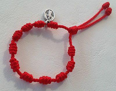 1b12c35389e9 Pulseras Rojas. protección para el mal de ojo. y son Para Bebé ...