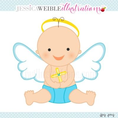 pics for u003e boy angel clip art bautizo pinterest clip art and angel rh pinterest com baby angel wings clipart cute baby angel clipart