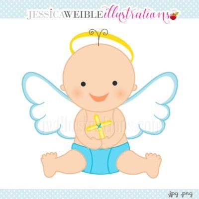 Cartoon angel boys , Pics for u003e boy angel clip art bautizo pinterest boys  babies