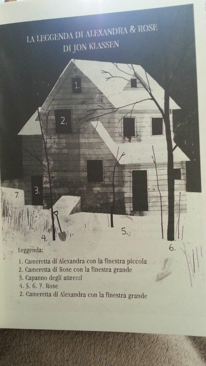 tratto da Storie del terrore da un minuto di G. Iacobaci, Mondadori