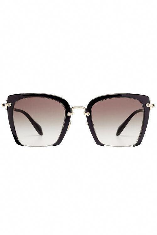 b0d88a344b9c MIU MIU Oversize Square Sunglasses.  miumiu