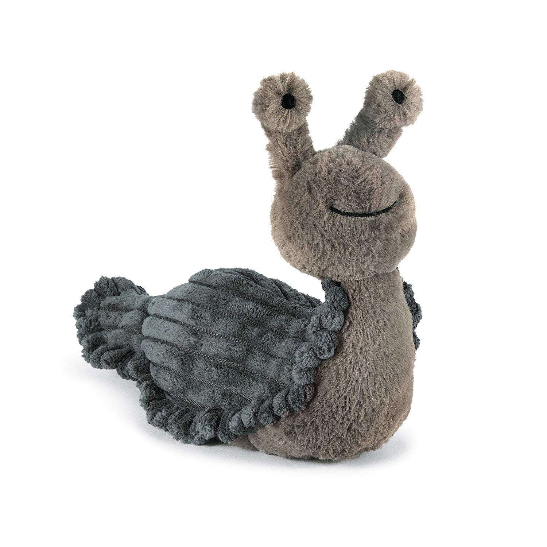 AmazonSmile Jellycat Stanley Slug Stuffed Animal, 6