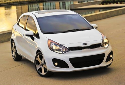 The Kia Rio Carleasing Deal One Of The Many Cars And Vans