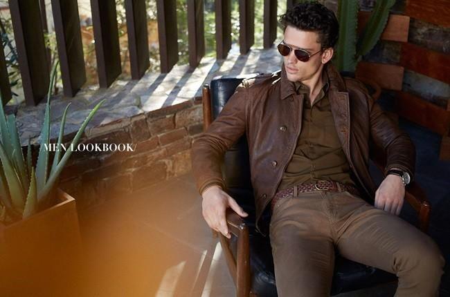 El nuevo catálogo de Massimo Dutti para esta primavera 2015 nos viste con chaquetas ligeras