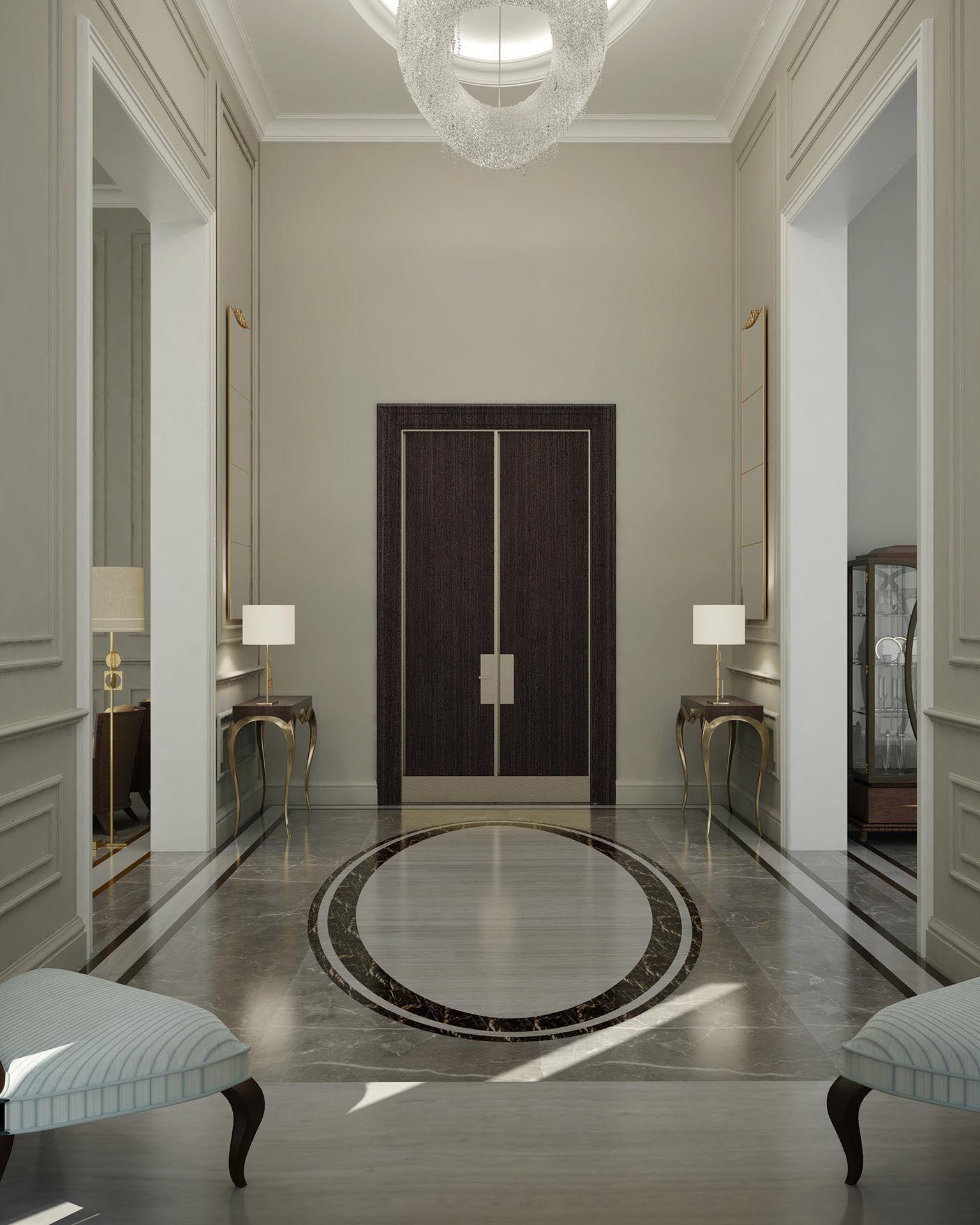 Home Interior Design Modern Hallway: Pin By Boca Do Lobo On Contemporary Decor