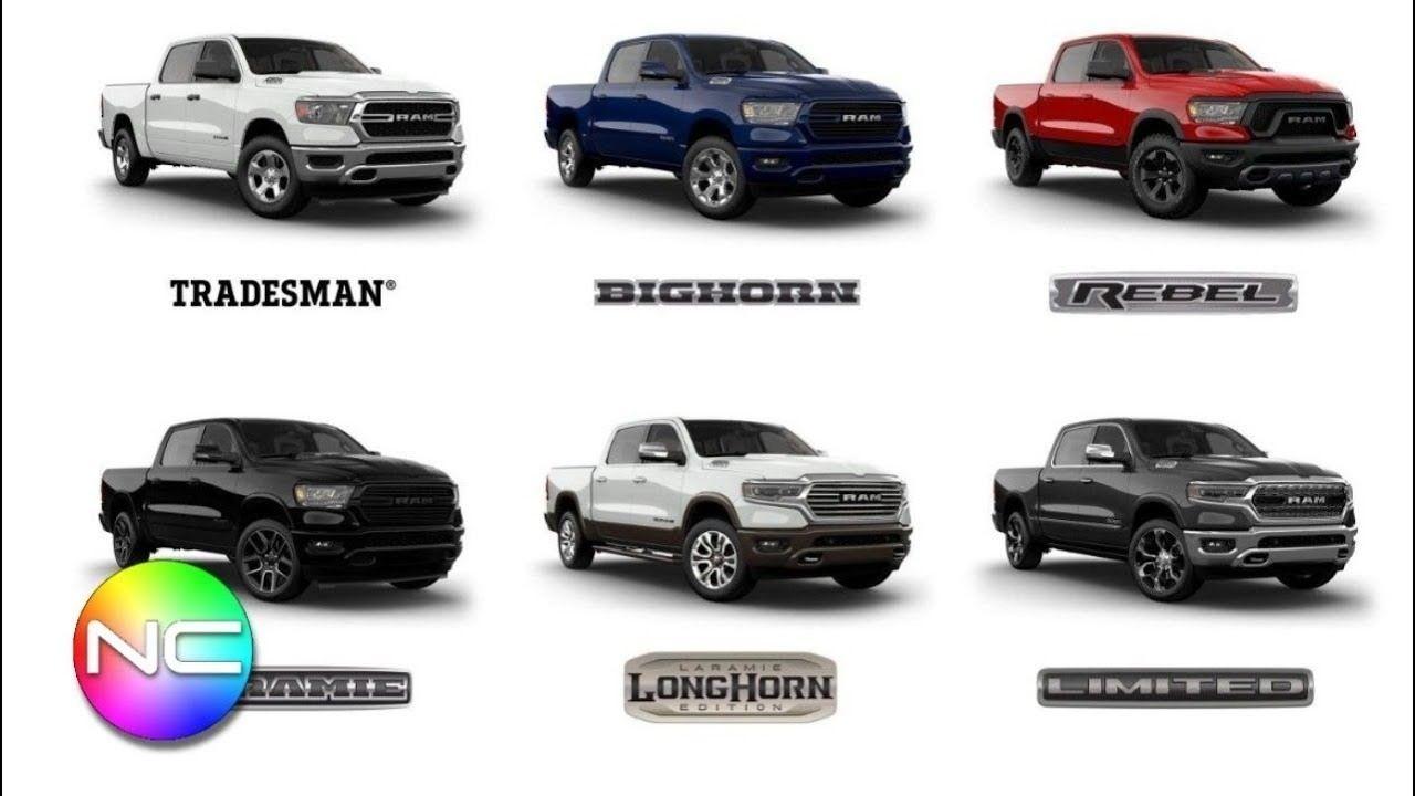 2019 Dodge Ram Colors New Interior Dodge Ram 1500 Dodge Ram Dodge Truck