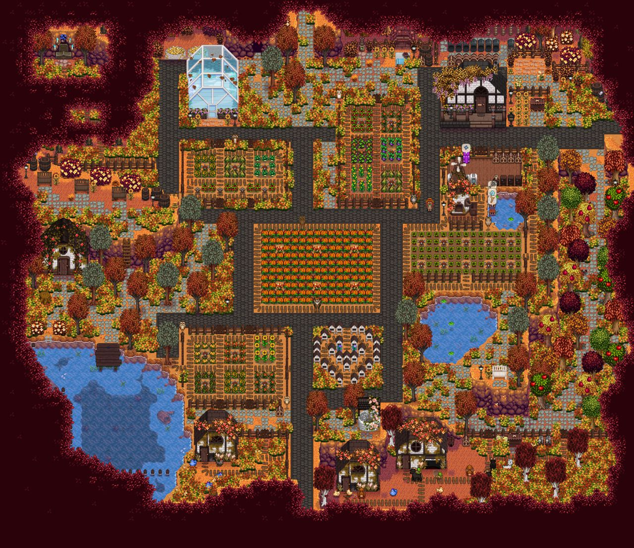 Pin By Viperdread777 On Stardew Valley Stardew Valley Stardew Valley Farms Valley