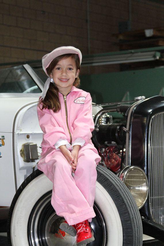 8353dd6ea Children s Mechanic Garage Wear Coveralls by GreazerzGarageWear ...