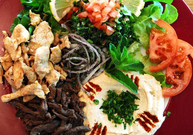La bouffe libanaise :)