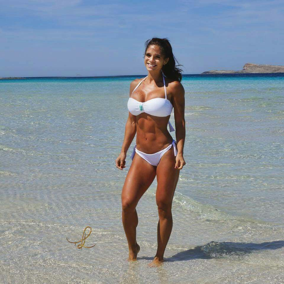 Michelle Lewin, Ripped Girls, Fitness