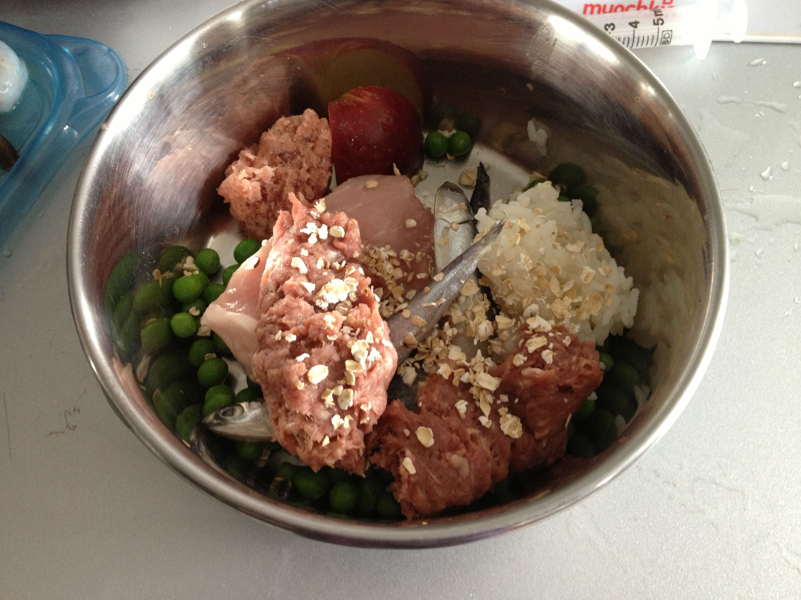 Raw Dog Food Recipe health benefits ranging from
