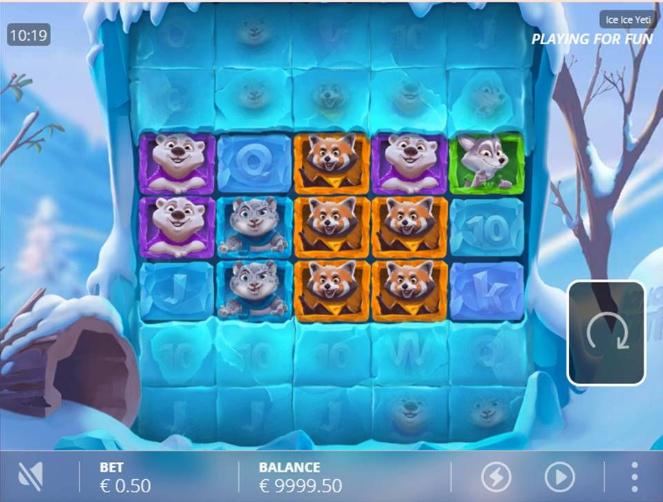 Spiele Ice Ice Yeti - Video Slots Online