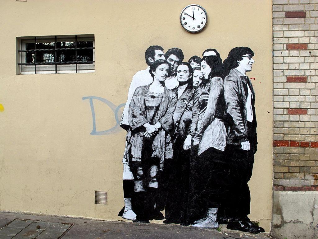 Street art levalet artists pinterest street art street and