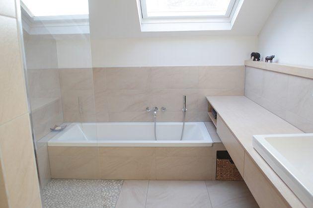 Photo of Kleines Bad mit Dachschräge – Planungswelten