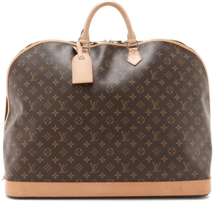 What Goes Around Comes Around Louis Vuitton Alma Voyage Bag  eb0108f238344