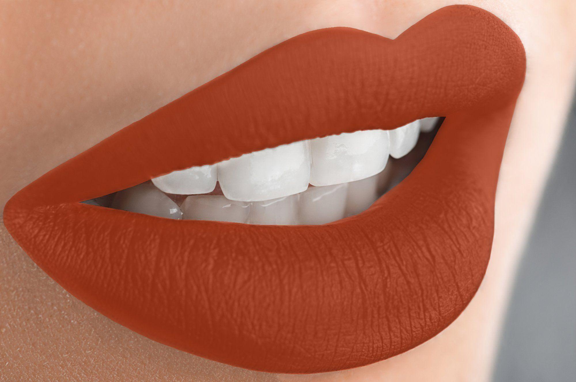 Mattiful Lips - Rose