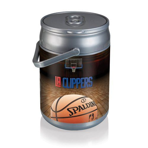 Los Angeles Clippers 9 quart Can Cooler w/Digital Print