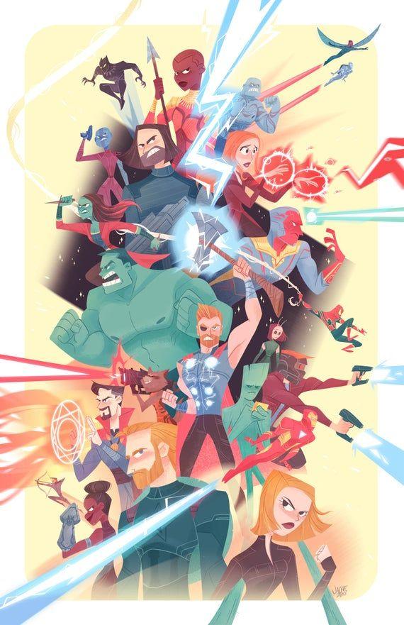 Infinity War Marvel wallpaper, Marvel, Funny art