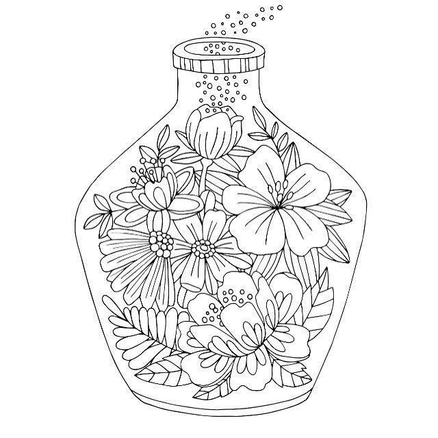 Instagram Media Lidehalloberg Coloring Page Coloring Pages