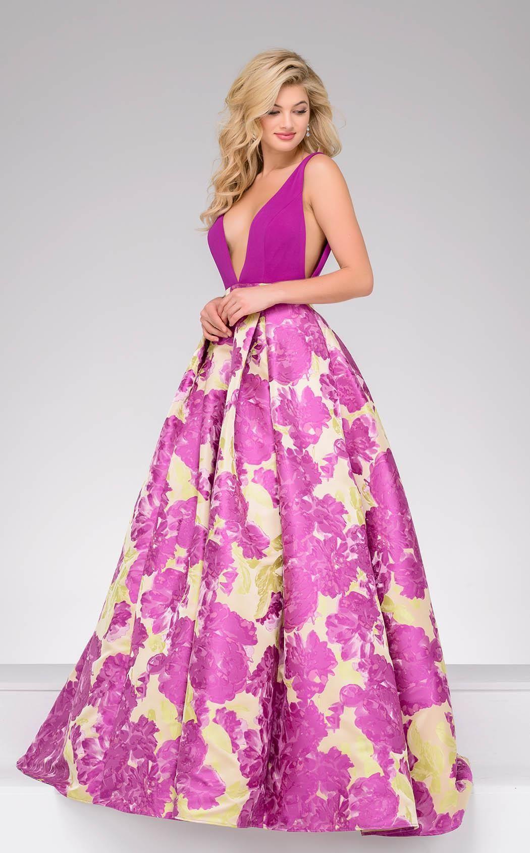 Perfecto Vestidos De Dama De Jovani Cresta - Colección de Vestidos ...