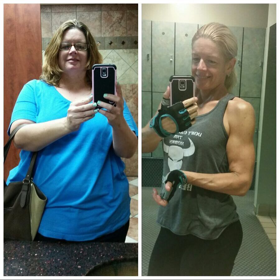 Have you seen fitjill1129 and her amazing transformation