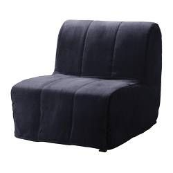 Lycksele Lovas Chair Bed Henan Black Ikea Chair Bed Ikea Ikea Bed Chair Bed