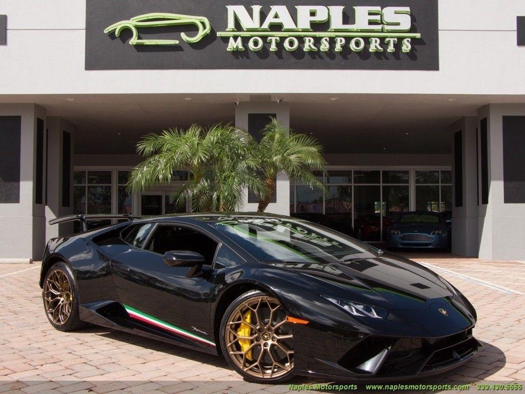 Cool Amazing 2018 Lamborghini Huracan LP 640 4 Performante 2018 Lamborghini  Huracan LP 640