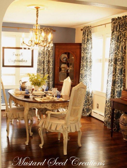 Evolution Of My House  Part 2  The Dining Room  Miss Mustard Endearing Miss Mustard Seed Dining Room Design Inspiration