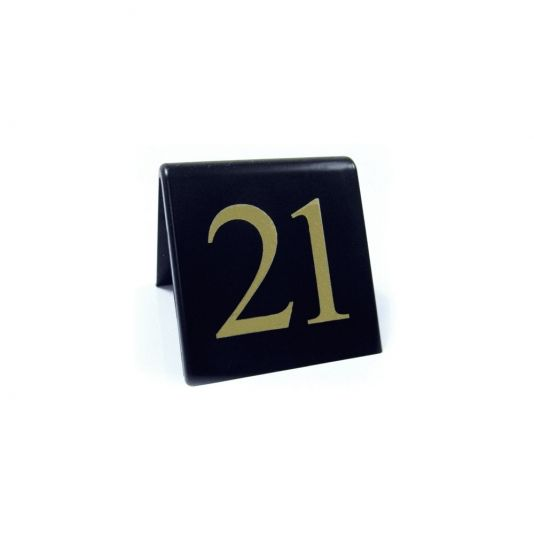 Black Table Signs Range Numbers Secret Wedding Board Pinterest - Table numbers restaurant supplies