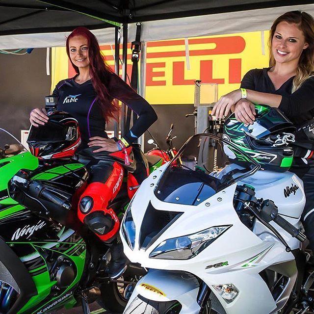 Hot Ladies On Bike! You Bet #Tantalizing #bikelife #motorbike #bike #motorcycles #bikers #girls