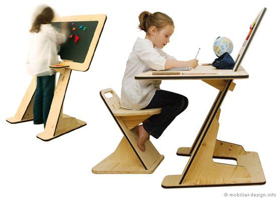 Tableau noir qui se transforme en bureau chairs & seating pinterest