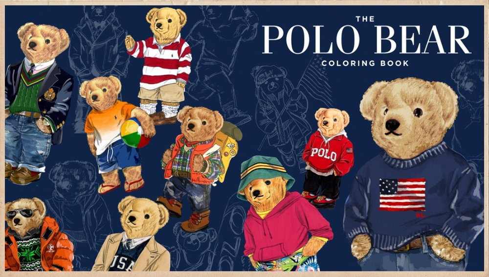 Image From Https Thelalientimes Files Wordpress Com 2011 08 Kanyebear Png Ralph Lauren Purple Label Ralph Lauren Polo Ralph Lauren
