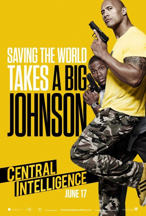 Central Intelligence (2016) | Download, Streaming